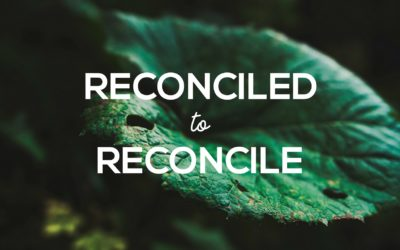 Reconciled to Reconcile